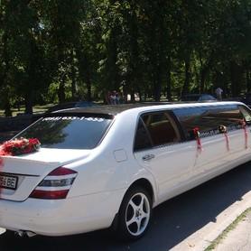 Лімузин Mercedes-Benz W-221 - авто на свадьбу в Ивано-Франковске - портфолио 6