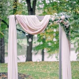"Event & Wedding Agency ""PurPur"" - декоратор, флорист в Киеве - портфолио 2"