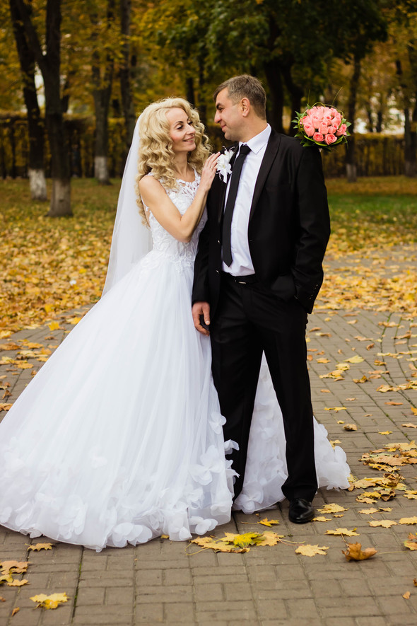 Свадьба А&И - фото №16