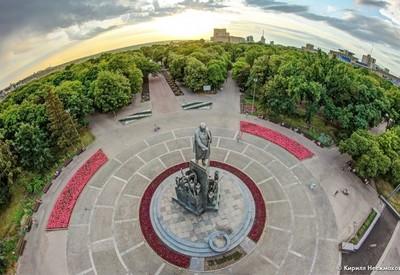 Сад имени Т. Г. Шевченко - портфолио 1