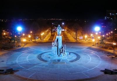 Сад имени Т. Г. Шевченко - портфолио 3