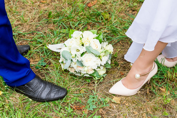 Свадьба в Краматорске парк Бернадского - фото №10