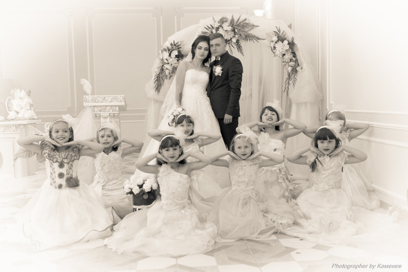 Свадьба в Краматорске парк Бернадского - фото №41