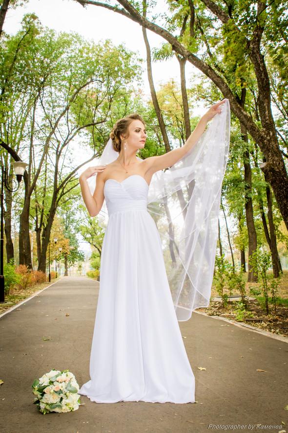 Свадьба в Краматорске парк Бернадского - фото №16