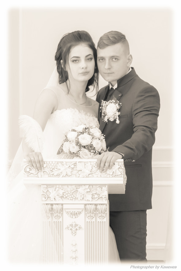 Свадьба в Краматорске парк Бернадского - фото №46