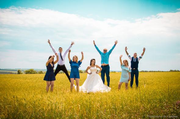 Свадьба в Краматорске парк Бернадского - фото №60