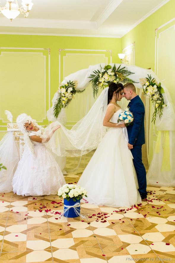 Свадьба в Краматорске парк Бернадского - фото №44
