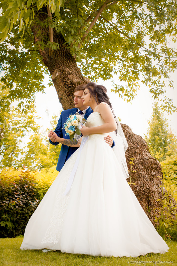 Свадьба в Краматорске парк Бернадского - фото №54