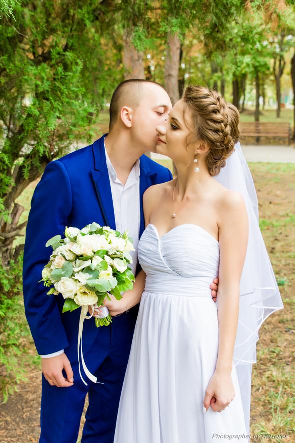 Свадьба в Краматорске парк Бернадского - фото №6
