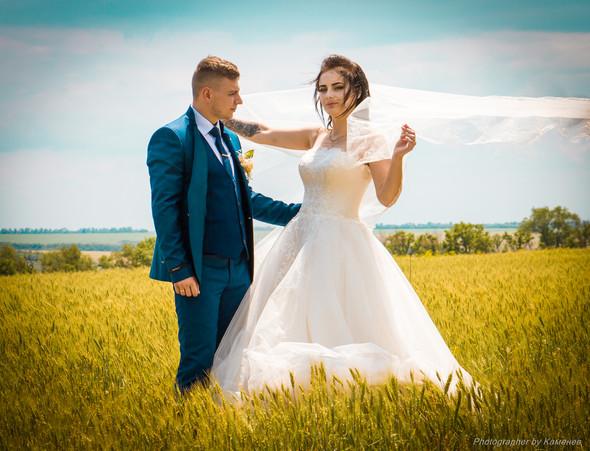 Свадьба в Краматорске парк Бернадского - фото №59