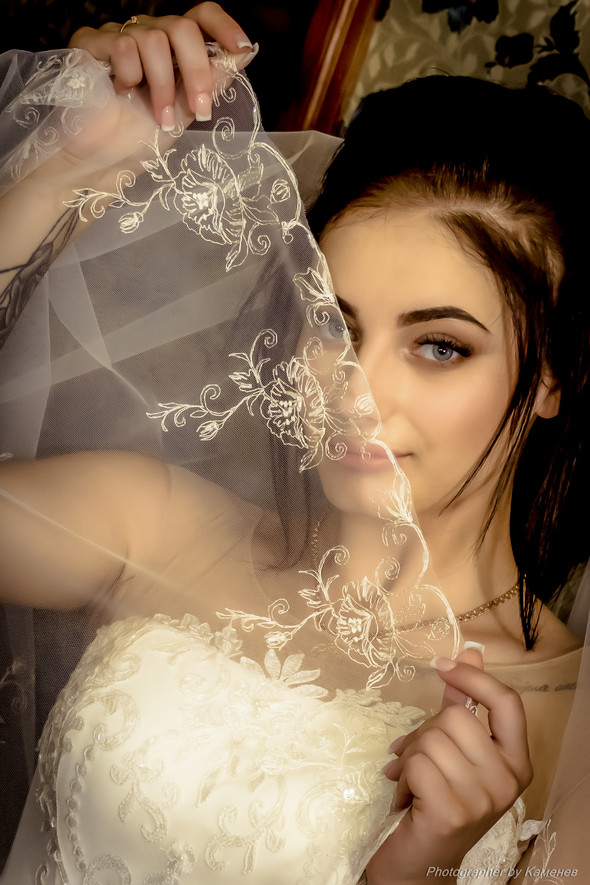 Свадьба в Краматорске парк Бернадского - фото №25