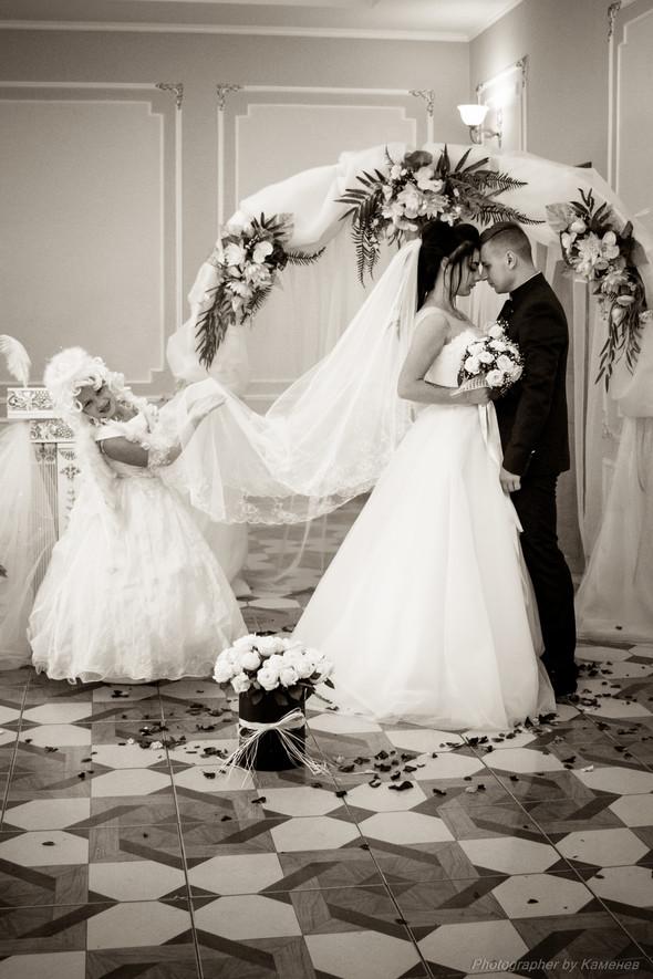 Свадьба в Краматорске парк Бернадского - фото №45