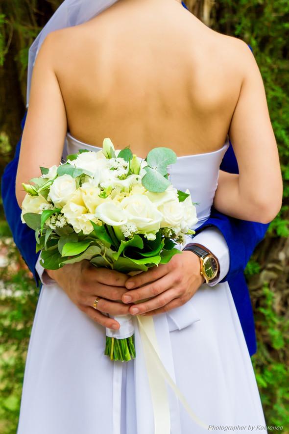 Свадьба в Краматорске парк Бернадского - фото №7