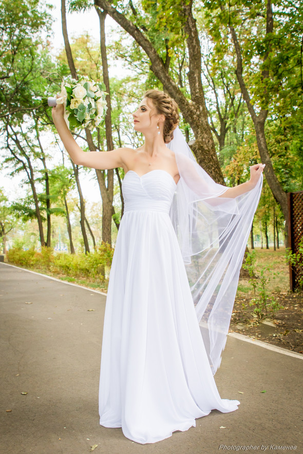 Свадьба в Краматорске парк Бернадского - фото №20