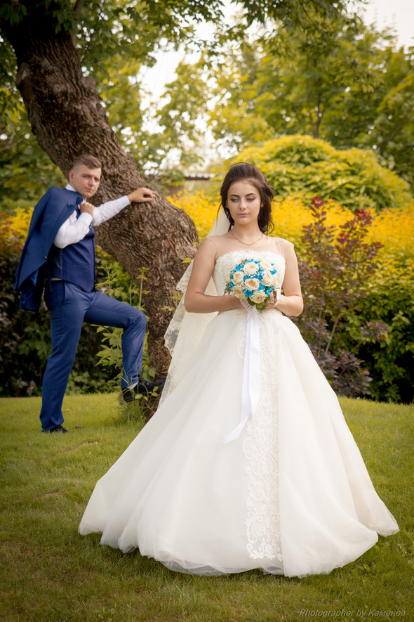 Свадьба в Краматорске парк Бернадского - фото №53