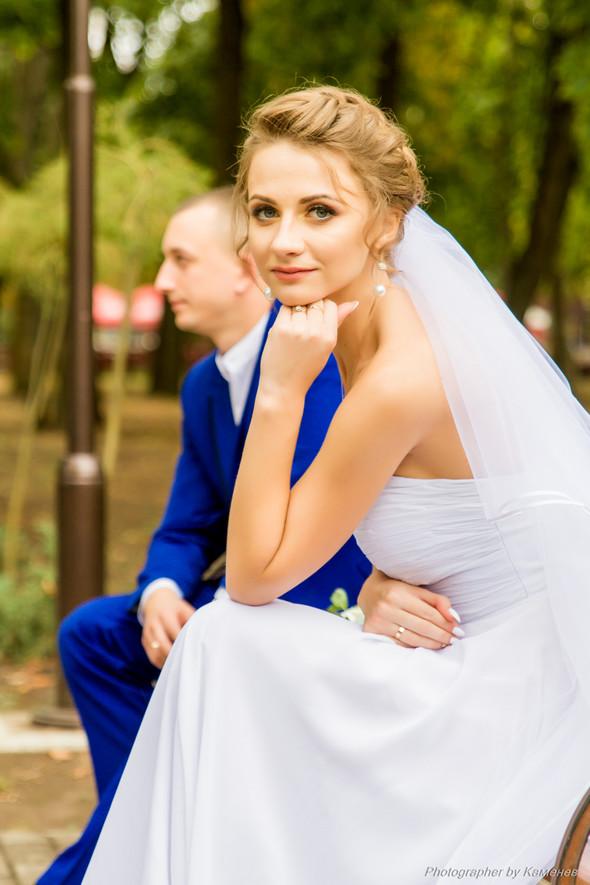 Свадьба в Краматорске парк Бернадского - фото №4