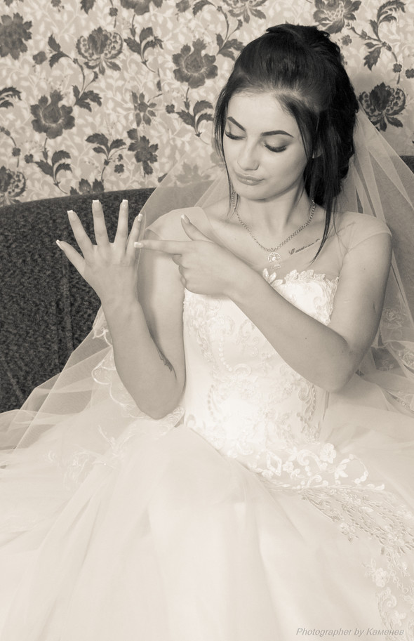 Свадьба в Краматорске парк Бернадского - фото №35