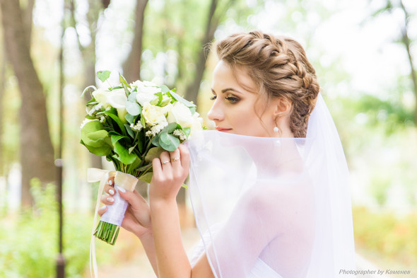 Свадьба в Краматорске парк Бернадского - фото №12