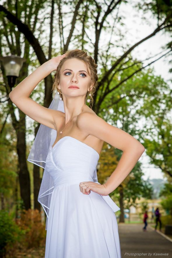 Свадьба в Краматорске парк Бернадского - фото №18