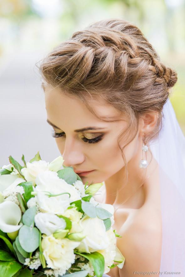Свадьба в Краматорске парк Бернадского - фото №1