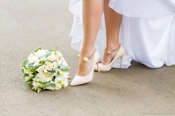 Свадьба в Краматорске парк Бернадского - фото №15