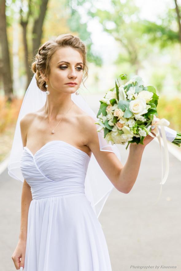 Свадьба в Краматорске парк Бернадского - фото №13