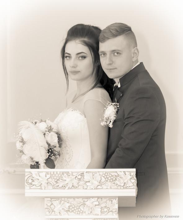 Свадьба в Краматорске парк Бернадского - фото №47