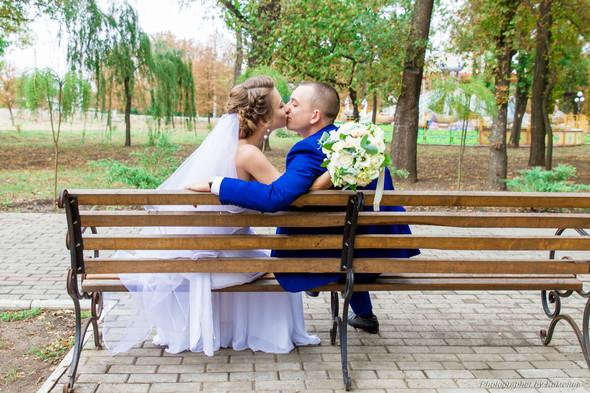Свадьба в Краматорске парк Бернадского - фото №5