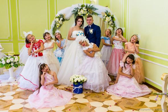 Свадьба в Краматорске парк Бернадского - фото №39