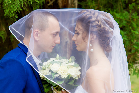 Свадьба в Краматорске парк Бернадского - фото №8