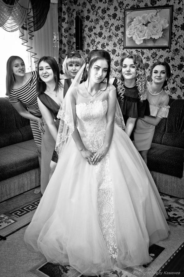 Свадьба в Краматорске парк Бернадского - фото №33