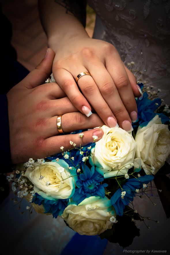 Свадьба в Краматорске парк Бернадского - фото №56