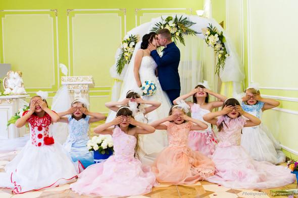 Свадьба в Краматорске парк Бернадского - фото №42