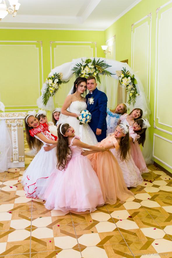 Свадьба в Краматорске парк Бернадского - фото №40