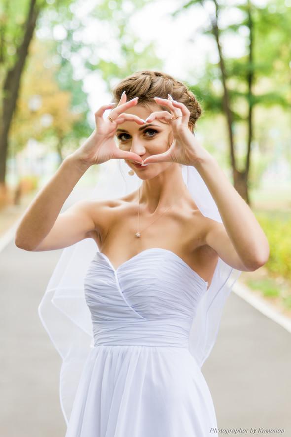 Свадьба в Краматорске парк Бернадского - фото №11