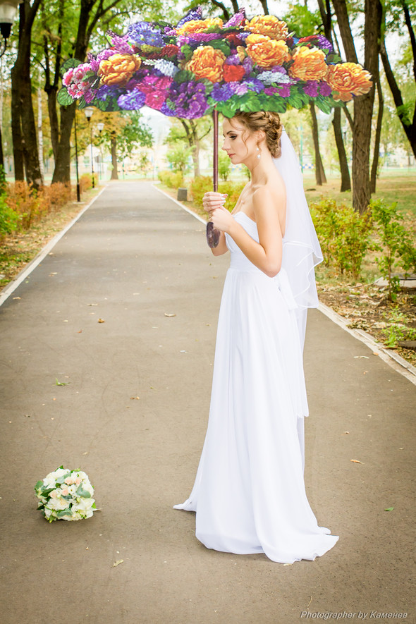 Свадьба в Краматорске парк Бернадского - фото №19