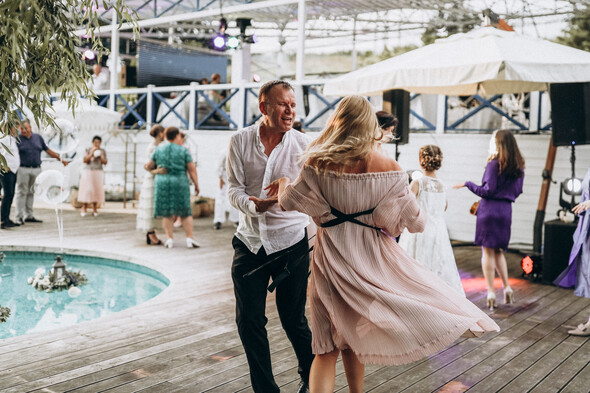 Свадебный репортаж - фото №78