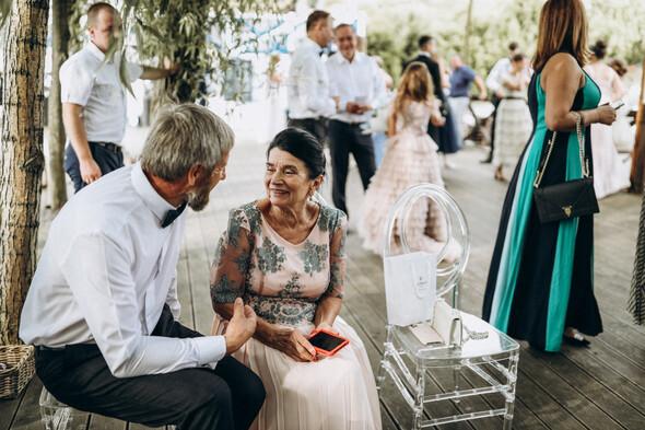 Свадебный репортаж - фото №36