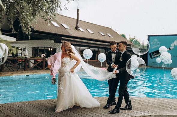 Свадебный репортаж - фото №86