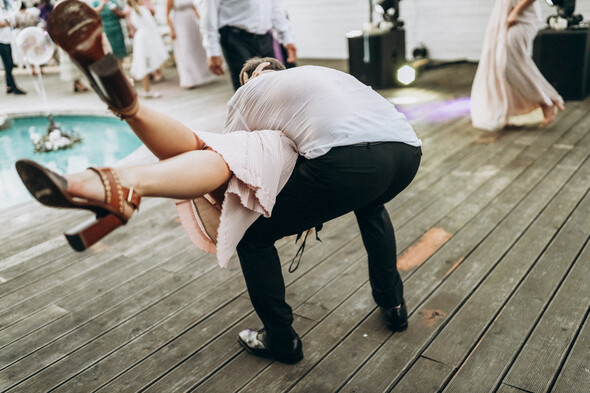 Свадебный репортаж - фото №82