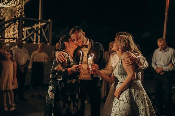 Свадебный репортаж - фото №213