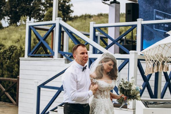 Свадебный репортаж - фото №23