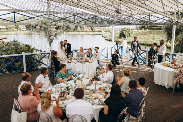 Свадебный репортаж - фото №50