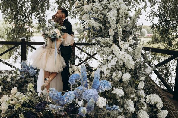 Свадебный репортаж - фото №42