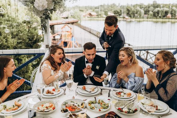 Свадебный репортаж - фото №49