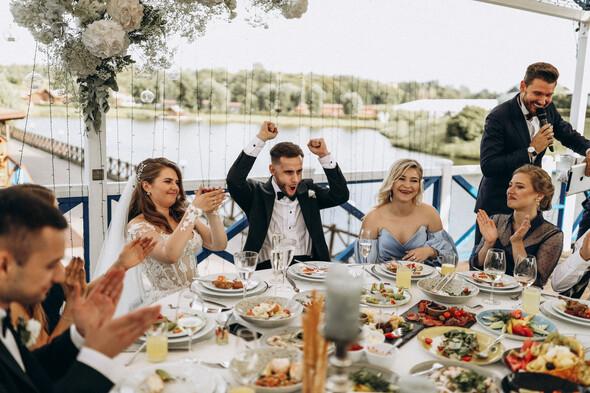 Свадебный репортаж - фото №53