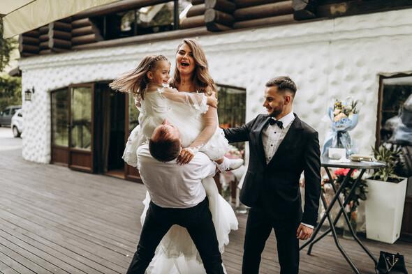 Свадебный репортаж - фото №45