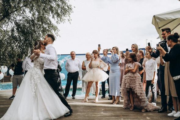 Свадебный репортаж - фото №93