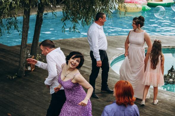 Свадебный репортаж - фото №87