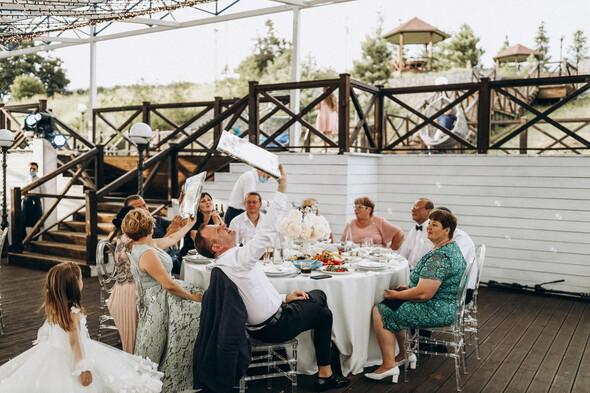 Свадебный репортаж - фото №56